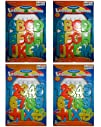 Magnetic Numbers   Letters Magnetic Learning 104 Pc Set