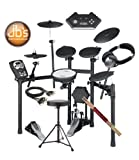 Roland TD-11K V-Drums PS3 Package - Inc Stool, Sticks, Headphones, Playstation 3 Module (play along with Guitar Hero, Rock Band!)