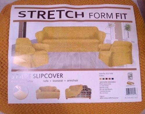 Arm Chair Cover 9517