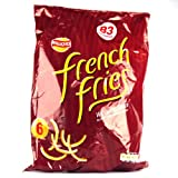 Walkers French Fries Worcester Sauce 6 Pack 150g
