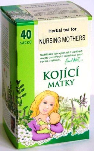 Tea for Nursing Mothers Breastfeeding aid 40 tea bags