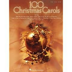100 Christmas Carols (Piano/Vocal/Guitar Songbook)