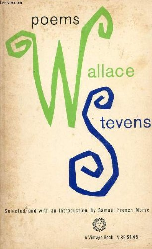 wallace stevens biography essay Wallace stevens - biography and works wallace stevens (1879-1955) was an american poet stevens had a unique writing style although his language is often difficult.
