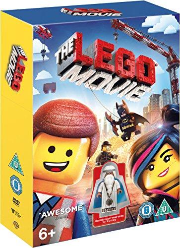 The Lego Movie - Minifigure Edition [DVD] [2014]
