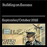 Building on Success | Joseph R. Biden, Jr.