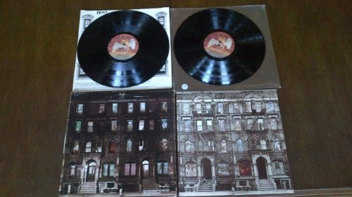 Led Zeppelin - Led Zeppelin - Physical Graffiti 1975 - Zortam Music