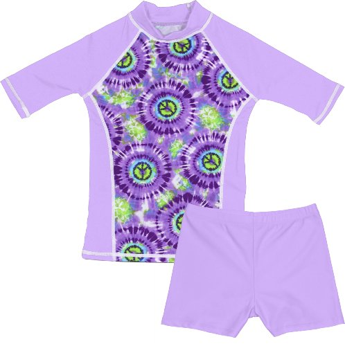 Baby Girl Rash Guard front-279001