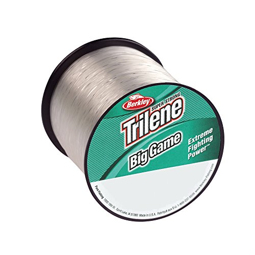 Berkley-Trilene-Big-Game-Monofilament-Custom-Spool