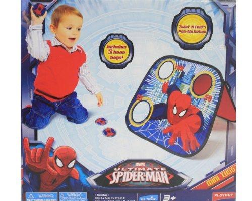 Spiderman Mini Toss Game - 1