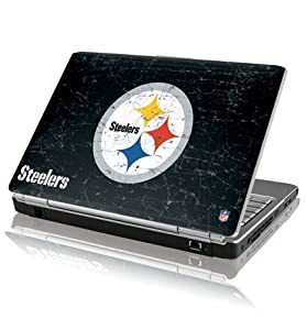 NFL - Pittsburgh Steelers - Pittsburgh Steelers Distressed - Dell Inspiron 15R / N5010, M501R - Skinit Skin