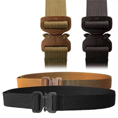 New Elite CO Shooters Belt with Cobra Buckle