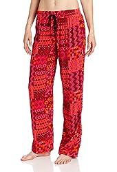 Kensie Women's Long Pajama Pant