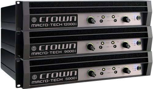 Crown MA12000I Power Amplifier