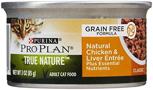 Purina Pro Plan True Nature Formula Canned Cat Food