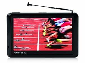 Garmin nüvi 2585TV Navigationsgerät (12,7 cm (5 Zoll) Touchscreen, 3D-Traffic, 3D-Kreuzungsansicht, DVB-T Empfänger, Videorecorder, USB)