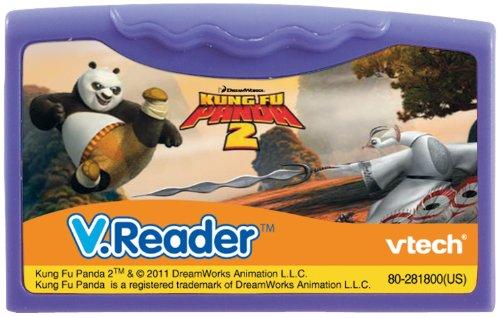 Imagen de VTech - V.Reader Software - Kung Fu Panda 2
