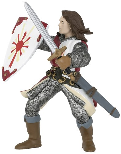 Papo Red Lancelot