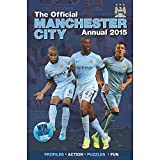 Gift Ideas - Official Manchester City FC 2015 Annual - A Great Present For Football Fans