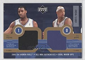 Tracy McGrady, Drew Gooden #4 100 Orlando Magic (Basketball Card) 2003-04 Upper Deck... by Upper Deck Honor Roll