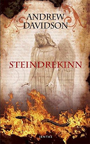 Andrew Davidson - Steindrekinn (Icelandic Edition)