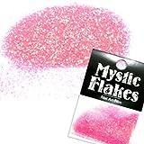MysticFlakes オーロラピンク ラメフレーク0.5g