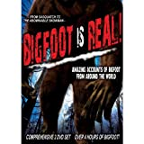 BIGFOOT IS REAL!: Sasquatch to the Abominable SnowmanCOMPREHENSIVE 2 DVD SETOVER 4 HOURS OF BIGFOOT!Amazing Accounts of Bigfoot from around the World.Are these eyewitnesses seeing an apparition or is this creature real? Listen to the riveting...