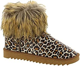 Happy Feet Snooki Fur Slipper Boot Women39s Slipper
