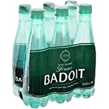 Badoit Naturally Sparkling Mineral Water (6x500ml) - Pack of 2