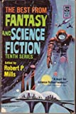 img - for The Best from Fantasy and Science Fiction, Tenth Series (Ace #M-116) book / textbook / text book
