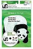 img - for Panda Bear, Panda Bear, What Do You See? [With Book(s)]   [PANDA BEAR PANDA BEAR-W/BOOK D] [Compact Disc] book / textbook / text book
