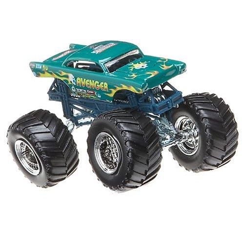 Hot Wheels Monster Jam: Avenger (J3214) - Buy Hot Wheels Monster Jam: Avenger (J3214) - Purchase Hot Wheels Monster Jam: Avenger (J3214) (Mattel, Toys & Games,Categories,Play Vehicles,Vehicle Playsets)