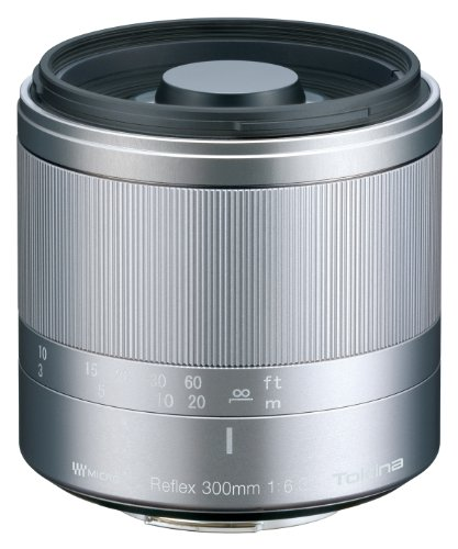 Tokina REFLEX 300 F6.3 Manual Focus Lens - Micro 4: Amazon.co.uk: Electronics