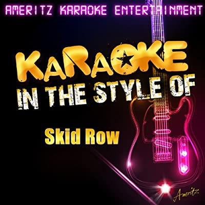I Remember You (In the Style of Skid Row) [Karaoke Version]