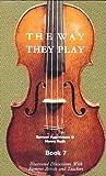 The Way They Play: Book 7 (0876666195) by Samuel Applebaum