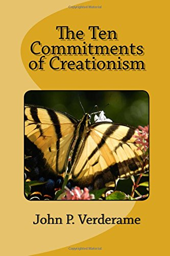 The Ten Commitments  of Creationism
