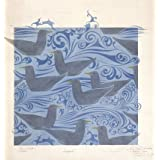 Seagulls textile design, by C.F.A. Voysey (Print On Demand)