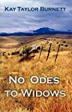 img - for No Odes to Widows book / textbook / text book