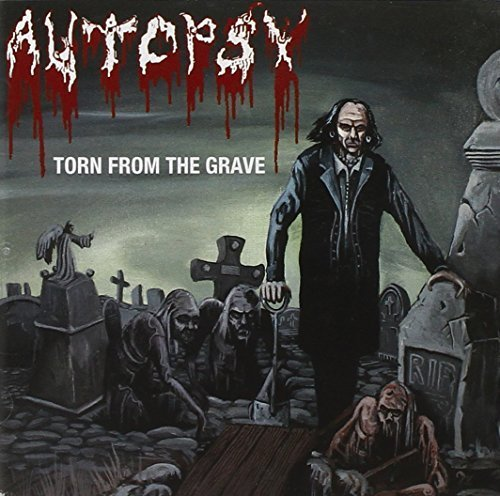Torn From The Grave by Autopsy (2004-02-23)