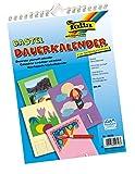 Manualidades-calendario A4 paquetes de papel de colour=1