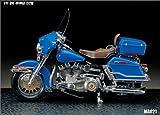 Maqueta de motocicleta escala 1:10