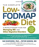 Special Diet Best Deals - The Complete Low-FODMAP Diet: A Revolutionary Plan for Managing IBS and Other Digestive Disorders