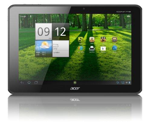 Acer Iconia Tab A700-10k32u 10.1-Inch Tablet (Black)