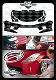 Honda Accord Coupe EX 2013 3M Scotchgard Clear Bra Paint Protection Kit