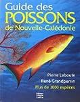 Guide des Poissons de Nouvelle-Caledonie