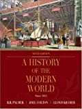 A History of the Modern World: Since 1815 (9th edition) (v. 2) (0072502827) by Palmer, R. R.