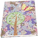 Ian Snow Lilac Bird/ Tree Notebook