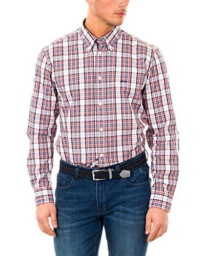 McGregor Camisa Hombre Disty Bond B Bd Rf Ls Multicolor