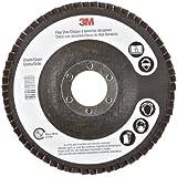 3M Flap Disc 577F, T27, Alumina Zirconia, Dry/Wet