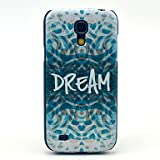 Beautiful Dream Pattern Hard Back Cover Case for Samsung Galaxy S4 Mini I9190 in Multi Colour