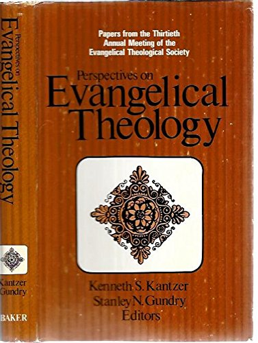 Title: Perspectives on evangelical theology Papers from t